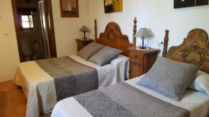 Majada Double and single beds