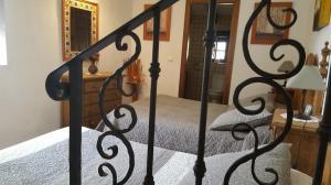 Bedroom railing